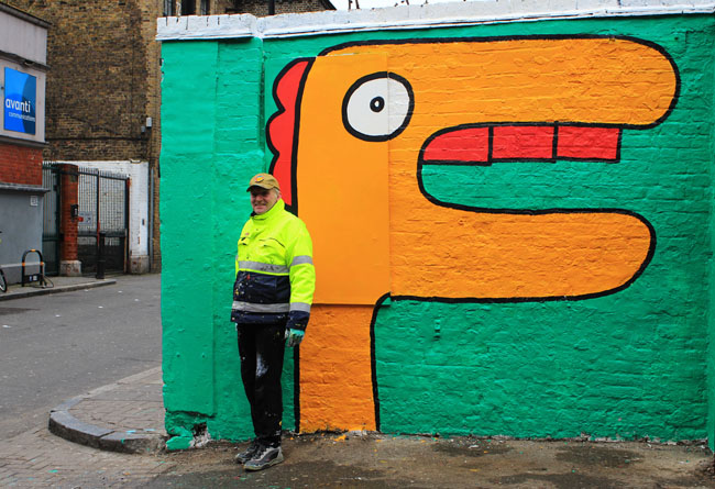 Street art festival will be more of your cup of tea this bank holiday